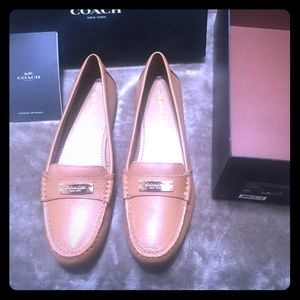 Coach Shoes size 9 New in box